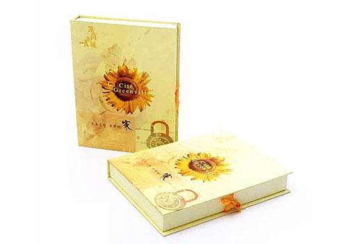 礼品彩盒包装