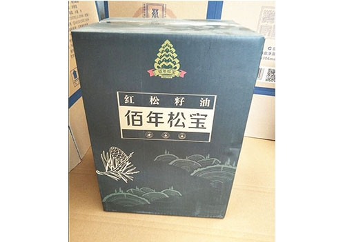 特产彩箱包装